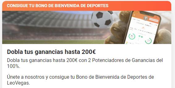 Bono LeoVegas