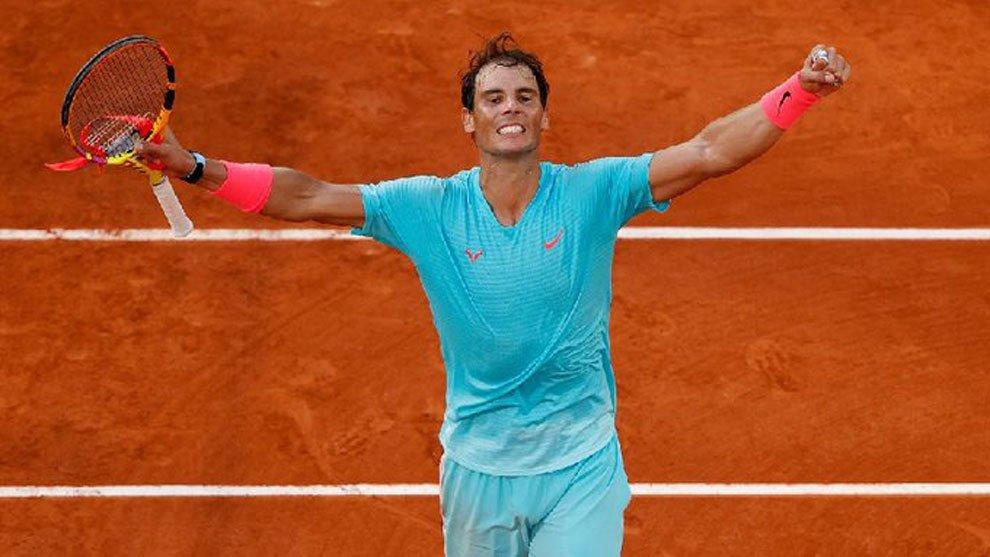 Pronostico roland Garros Nadal
